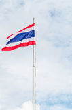 Tajlandia flaga fotografia royalty free