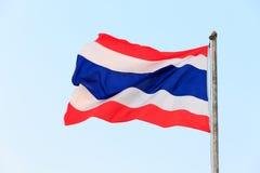 Tajlandia flaga Fotografia Stock