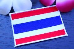 Tajlandia flaga Obraz Stock