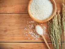 Tajlandia jaśminu ryż Zdjęcia Stock