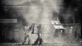 Tajlandia jarosza festiwal Fotografia Royalty Free
