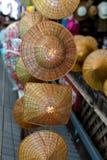Tajlandia kapelusze Obraz Royalty Free
