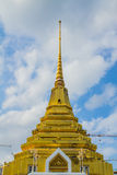 Tajlandia kościół U Tai Taram Zdjęcie Stock