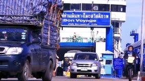 Tajlandia Koh Samui 30 2014 Lipiec Samochody i zbiory
