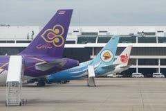 TAJLANDIA linii lotniczej NOK powietrze Zdjęcie Stock