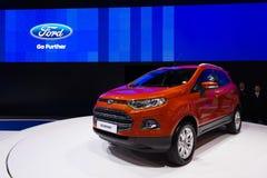 Ford Ecosport na pokazie Zdjęcie Royalty Free
