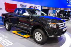 Ford leśniczy na pokazie Obraz Stock