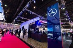 Mercedez Benz na pokazie Fotografia Stock