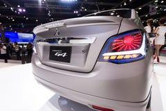 Mitsubishi pojęcie G4 na pokazie Fotografia Royalty Free