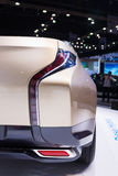 Mitsubishi pojęcie GR-HEV na pokazie Zdjęcia Stock