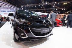 Nowi 2 Mazda Limitowany wydanie na pokazie Obraz Royalty Free