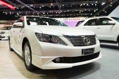 Nowy Toyota Camry Extremo na pokazie Fotografia Stock