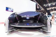 Toyota zabawa na pokazie Zdjęcie Stock