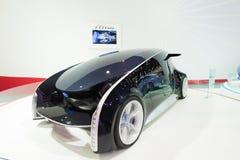 Toyota zabawa na pokazie Obraz Royalty Free