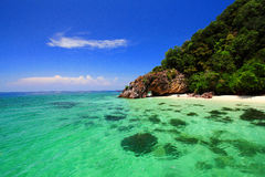 Tajlandia morze Fotografia Stock