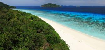 Tajlandia morze Zdjęcie Royalty Free