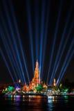 Tajlandia odliczanie 2016 Fotografia Royalty Free