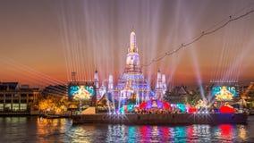 Tajlandia odliczanie 2016 Obraz Royalty Free