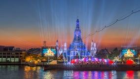 Tajlandia odliczanie 2016 Zdjęcia Royalty Free