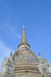 Tajlandia pagoda Fotografia Royalty Free