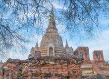Tajlandia pagoda Obrazy Royalty Free