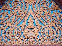 Tajlandia paskował wzór Obraz Royalty Free