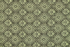 Tajlandia projektuje dywanik powierzchni zakończenie w górę rocznik tkaniny zrobi brzęczenia Obrazy Stock