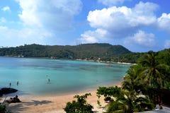 Tajlandia słońce i morze Zdjęcia Royalty Free