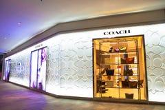Tajlandia SIAM centrum w POWOZOWYM sklepie Zdjęcie Royalty Free