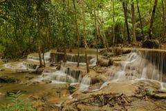 Tajlandia siklawa Zdjęcie Royalty Free