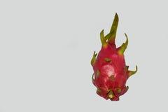 Tajlandia smoka biała owoc Obrazy Royalty Free