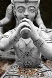 Tajlandia Statuy W Tajnym Buddha ogródzie W Koh Samui buddhism Fotografia Stock