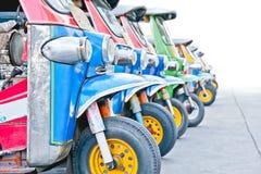 Tajlandia taxi rodzimy wezwanie Zdjęcie Royalty Free