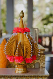 Tajlandia tradycyjny buddhism Obraz Stock