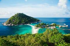 Tajlandia wyspy Obrazy Royalty Free