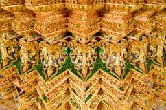 Tajlandia wzór Fotografia Royalty Free