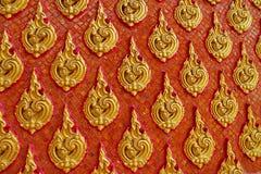 Tajlandia wzór Zdjęcia Royalty Free