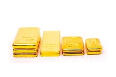 Tajlandia złoto bullian Zdjęcie Royalty Free