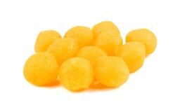 Tajlandzcy cukierki lub Khan Tajlandzcy sweets jajko Antyczny Tajlandzki deser Obrazy Stock