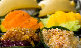 tajlandzcy deserowi cukierki Zdjęcie Stock