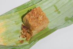 Tajlandzcy deserowi ryżowi torty Obrazy Royalty Free