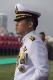 Tajlandzcy generałowie Zdjęcie Stock