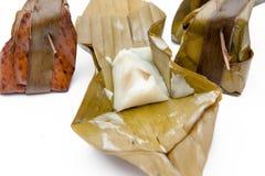 Tajlandzcy tradycyjni desery Obrazy Royalty Free