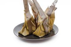 Tajlandzcy tradycyjni desery Zdjęcia Stock