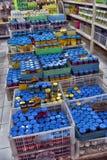 Tajlandzcy ziołowi balsamy w sklepie Zdjęcia Royalty Free
