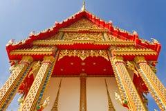 Tajlandzka świątynia Fotografia Royalty Free