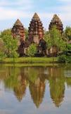Tajlandzka świątynia obrazy royalty free