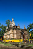 Tajlandzka świątynia Zdjęcia Stock