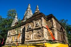 Tajlandzka świątynia Zdjęcia Royalty Free