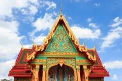 Tajlandzka świątynia Obraz Royalty Free